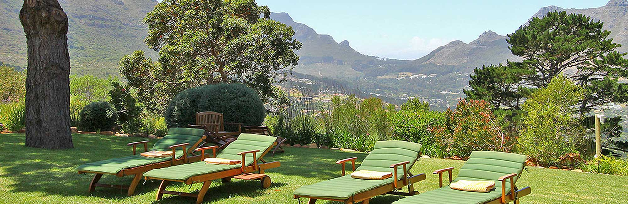Villa Montebello luxury guest house in Hout bay